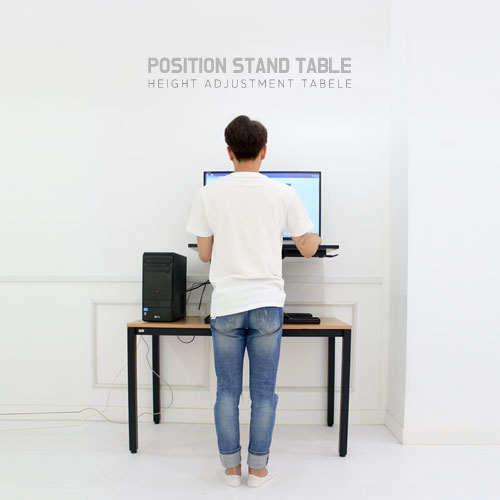 [B.N]position stand table,스탠딩테이블